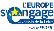 Logotype L'Europe s'engage en Pays de la Loire