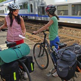 Itinérance à vélo