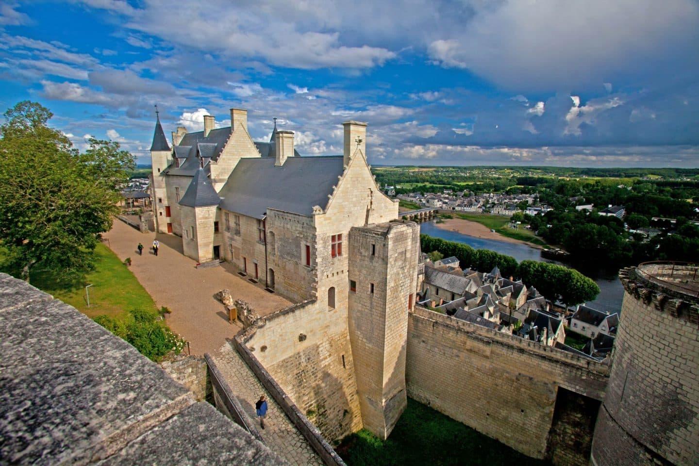 1 week van Blois naar Saumur