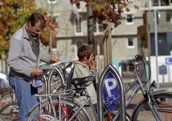 Tours heeft een nieuwe plek om fietsers te ontvangen